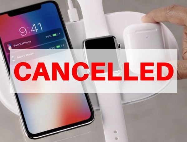 AirPower Cancelled